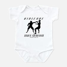 Violence Solves Everything w/ Infant Bodysuit