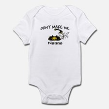 Call Nonno with Black Phone Infant Bodysuit