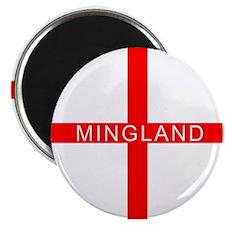 Mingland England Magnet