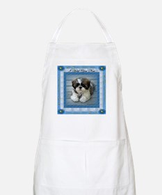 I Hold You Now? BBQ Apron