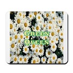Green Queen Mousepad
