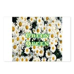 Green Queen Postcards (Package of 8)