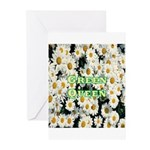 Green Queen Greeting Cards (Pk of 10)