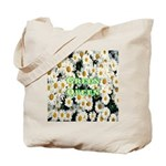 Green Queen Tote Bag