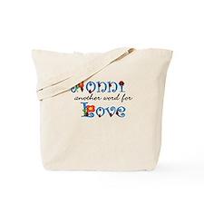 Nonni Love Tote Bag