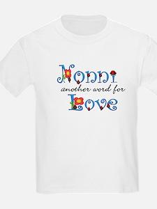 Nonni Love T-Shirt