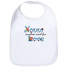 Nonni Love Bib