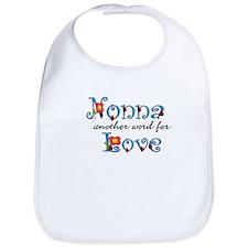 Nonna Love Bib