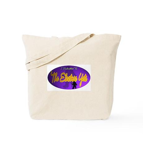Electric Yeti Tote Bag