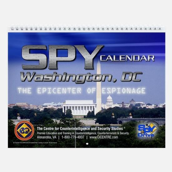 Spy Calendar