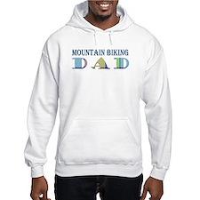 Mountain Biking Dad Hoodie