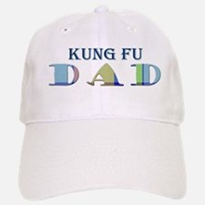 Kung Fu Dad Baseball Baseball Cap