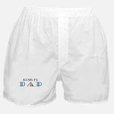 Kung Fu Dad Boxer Shorts