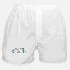 Jiu Jitsu Dad Boxer Shorts