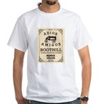 Tombstone Boot Hill White T-Shirt