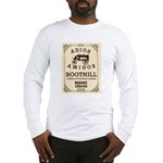 Tombstone Boot Hill Long Sleeve T-Shirt