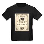 Tombstone Boot Hill Kids Dark T-Shirt