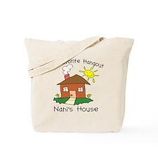 Favorite Hangout Nani's House Tote Bag