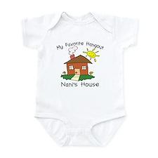 Favorite Hangout Nani's House Infant Bodysuit