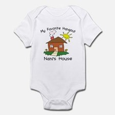 Favorite Hangout Nani's House Infant Bodysuit