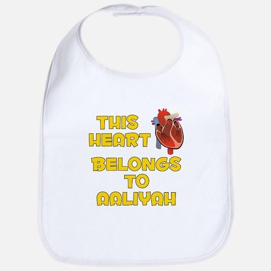 This Heart: Aaliyah (A) Bib