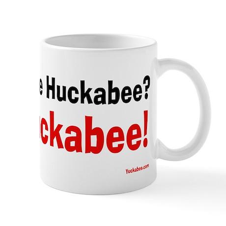 Huckabee Yuckabee Coffee Mug for 2008