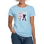 LITTLE SEAMAN on My Shirt -Women's Light T