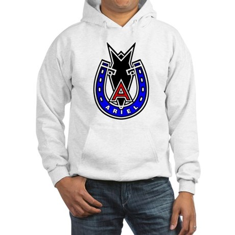 ARIEL Hooded Sweatshirt