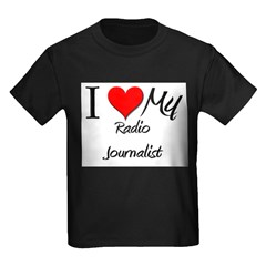 I Heart My Radio Journalist T