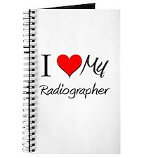 I Heart My Radiographer Journal