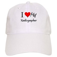 I Heart My Radiographer Baseball Cap