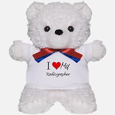 I Heart My Radiographer Teddy Bear