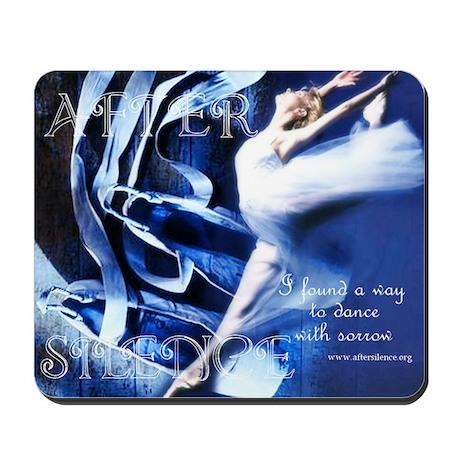 Dance with Sorrow Mousepad