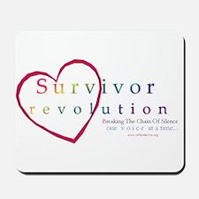 Survivor Revolution Mousepad