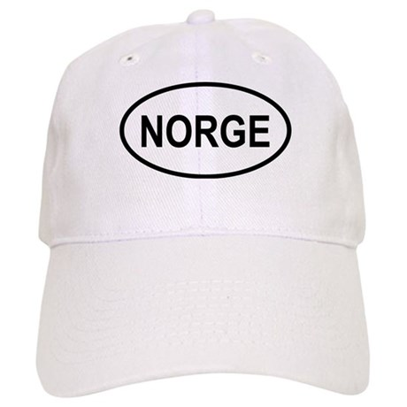 Norge Oval Cap