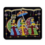 Indian Folkart Mousepad