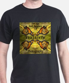 Art & Science of Butterfly Ph T-Shirt