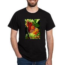 Gulf Fritillary Agraulis vani T-Shirt