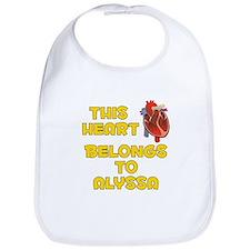 This Heart: Alyssa (A) Bib