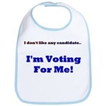 Vote For Me! Bib