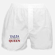 TALIA for queen Boxer Shorts