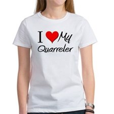 I Heart My Quarreler Tee