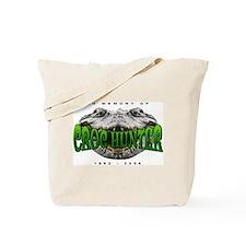 In Memory of Croc Hunter Tote Bag