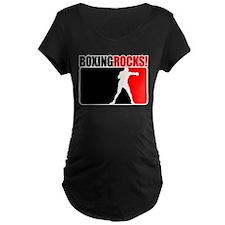 Boxing Rocks! T-Shirt
