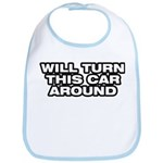 Turn Car Around Bib
