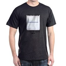 Support the Writers T-Shirt