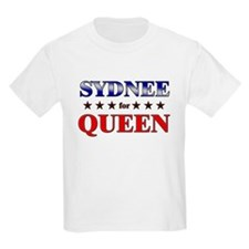 SYDNEE for queen T-Shirt
