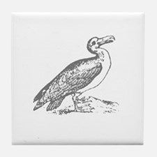 Albatross Tile Coaster
