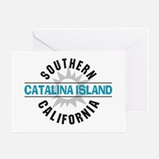 Catalina Island California Greeting Card