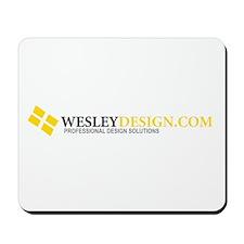 Wesley Design Mousepad